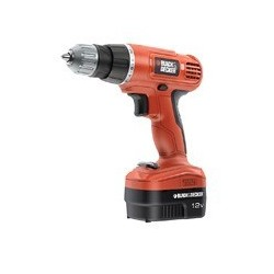 Trapano avvitatore a batteria 12V Black&Decker EPC12CA Black & Decker