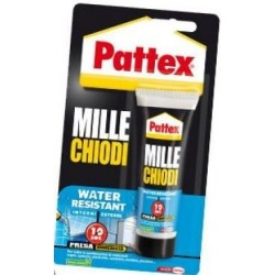 Pattex millechiodi Water Resistant 100 gr
