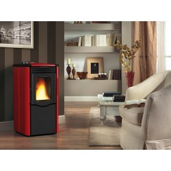"Stufa a pellet ""ROSY"" by Nordica Extraflame"