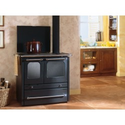 "Cucina a legna ""SOVRANA 4,5"" by Nordica Extraflame"