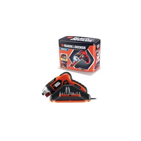 Svitavvita con braccio retraibile 3,6 V BLACK& DECKER AS36LN Black & Decker