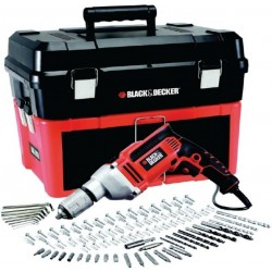 Trapano a percussione in kit BLACK&DECKER Black & Decker