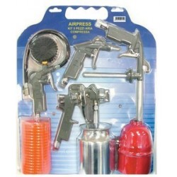 KIT PER ARIA COMPRESSA 5 PZ. AIRPRESS