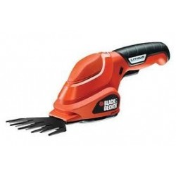 Cesoia a batteria LITIO 3,6 V Black&Decker GSL 200 Black & Decker