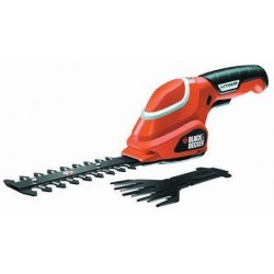Cesoia a batteria LITIO 7,2 V Black&Decker GSL 700