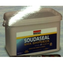 Soudalseal SMX Shipdeck Marine 3x6 kg