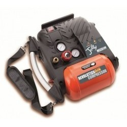 Compressore aria portatile Fini Nuair Revolution air Jolly 1,5 Hp 6 lt