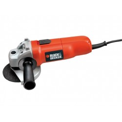Smerigliatrice angolare 710W - 115mm B&D CD115 Black & Decker