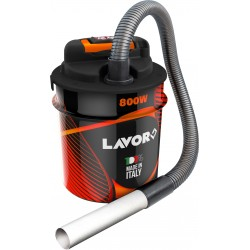 "Bidone aspiracenere LAVOR ""ASHLEY 1.2"" 800W 12LT"