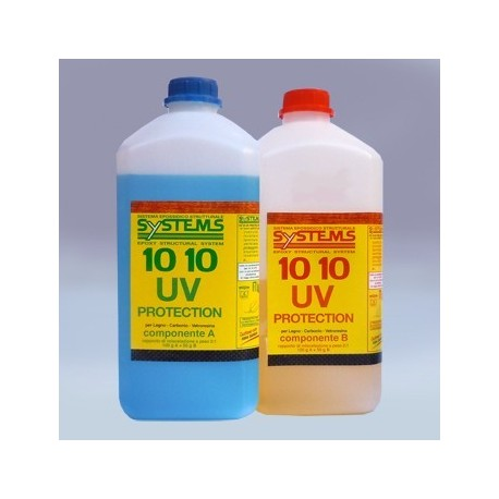 C-Systems 10 10 UV PROTECTION 4.5 Kg Cecchi Gustavo
