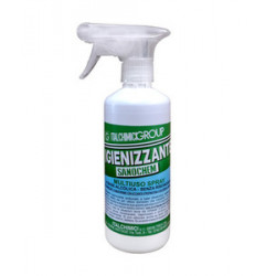 IGIENIZZANTE 'SANOCHEM' SPRAY 500ML MULTIUSO